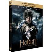 Le Hobbit : La Bataille Des Cinq Arm�es - Combo Blu-Ray3d + Blu-Ray+ Copie Digitale - Visuel Lenticulaire de Peter Jackson