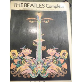 THE BEATLES complete piano Vocal