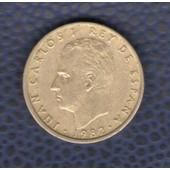 Espagne 1982 Pi�ce De Monnaie Coin 100 Cien Pesetas