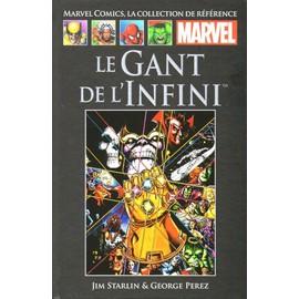 Marvel Comics - La Collection De R�f�rence 12 / Le Gant De L'infini