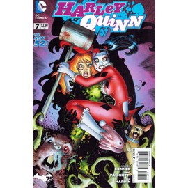 Harley Quinn The New 52! 7