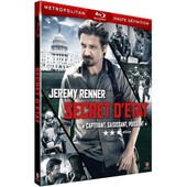 Secret D'�tat - Blu-Ray de Michael Cuesta