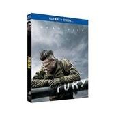 Fury - Blu-Ray+ Copie Digitale de David Ayer