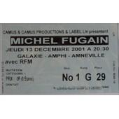 Michel Fugain Galaxie Amn�ville Avec Rfm