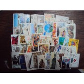 50 Timbres Oblit�r�s Chine