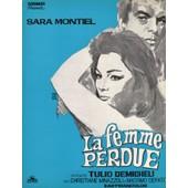 La Femme Perdue, Synopsis, De Tulio Demicheli, Avec Sara Montiel, Giancarlo Del Duca, Massimo Serato