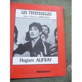 LES TOURTERELLES Hugues Aufray