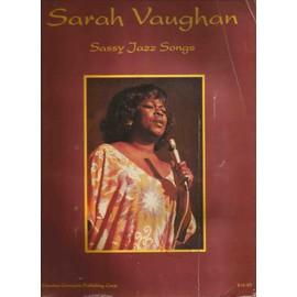Sarah Vaughan - Sassy Jazz Songs