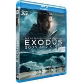 Exodus : Gods And Kings - Combo Blu-Ray3d + Blu-Ray2d + Digital Hd de Ridley Scott