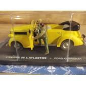 Ford Cabriolet Black Et Mortimer L Enigme De L...