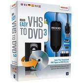 Roxio Easy Vhs To Dvd 3 - Ensemble De Bo�tes - 1 Utilisateur - Dvd - Win - Multi-Lingual