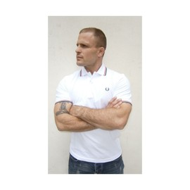 Polo Fred Perry A Bandes 748