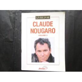 LIVRE D'OR - CLAUDE NOUGARO - VOLUME 2