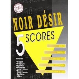 Noir desir - 5 scores Solfège & Tablatures [Partition] by Noir Déslir