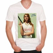 Lana Del Rey Pin-Up Style H Tshirt One In The City 7016020