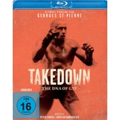 Takedown: The Dna Of Gsp de Blu-Ray Disc