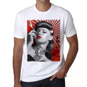 Japan Pin-Up H Tshirt One In The City 7016012