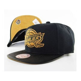 Casquette Mitchell & Ness Cleveland Cavaliers Tko Snapback