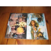 Lot Comics Magic Of Aria 1+2 Complet Semic Books