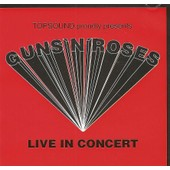 Live In Concert - New York 1992 & Los Angel�s 1987 - Collector - Guns N' Roses