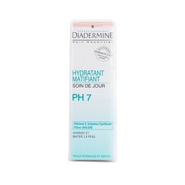 Diadermine Ph7 Soin Hydratant - Matifiant Jour Peaux Normales & Mixtes 50ml