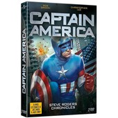 Captain America - Steve Rogers Chronicles de Rod Holcomb
