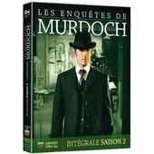 Les Enqu�tes De Murdoch - Saison 2 - Blu-Ray de Farhad Mann