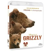 Grizzly - Blu-Ray de Alastair Fothergill