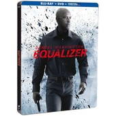 Equalizer - Combo Blu-Ray+ Dvd + Copie Digitale - �dition Bo�tier Steelbook de Antoine Fuqua