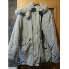 Manteau Bleu Ciel Taille 38 Un Jour Ailleurs