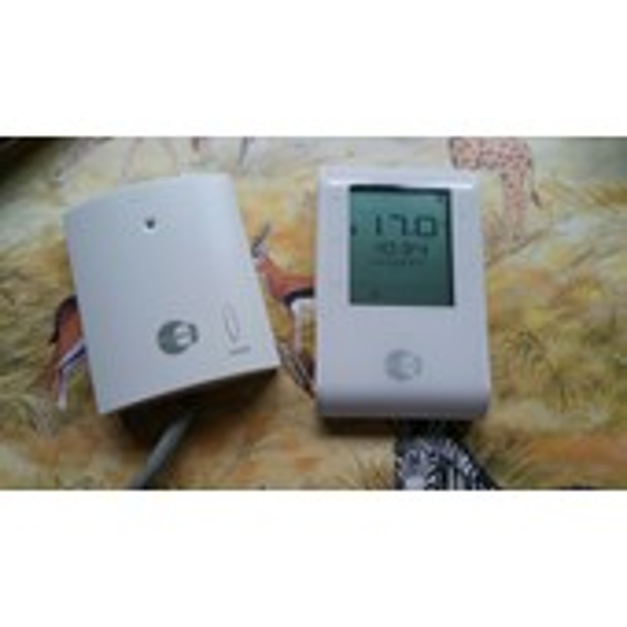 Thermostat Programmable Sans Fil Equation Confort Crono Radio