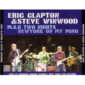 Eric Clapton&steve Winwood-Msg Two Nights