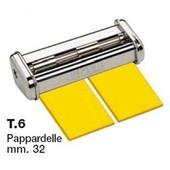 Accessoire Pappardelle (32 Mm) Pour Imperia