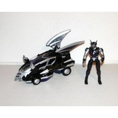 Power Rangers Jungle Fury Figurine Articul� + Vehicule Voiture Megazord Bandai 2007