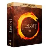 Le Hobbit - La Trilogie - Ultimate Blu-Ray3d Edition - Blu-Ray3d + Blu-Ray+ Dvd + Digital Ultraviolet de Peter Jackson