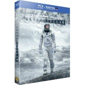 Interstellar - Blu-Ray+ Copie Digitale de Nolan Christopher