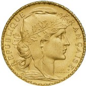 20 Franc Louis D'or Napol�on