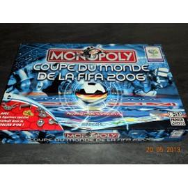 Monopoly Fifa Coupe Du Monde 2006