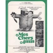 Mes Chers Amis, Synopsis, De Mario Monicelli, Avec Ugo Tognazzi, Gastone Moschin, Philippe Noiret