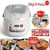 Multicuiseur Programmable Chef O Matic Pro
