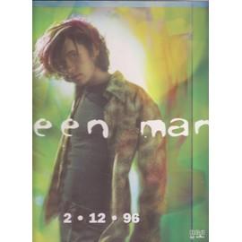 MARK OWEN / TAKE THAT u.k. PLV green man RECTO 30x30 cm