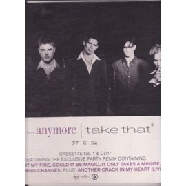 TAKE THAT u.k. PLV love ain't here anymore RECTO 29x29 cm