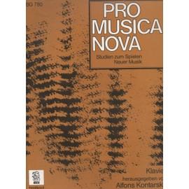 PRO MUSICA NOVA