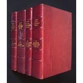 Trait� D'anatomie Humaine (4 Volumes) de Testut L.