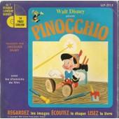 Walt Disney Pr�sente Pinocchio Avec La Chanson Du Film