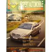 Revue Technique Opel Vectra C Essence 1.8 2.2 /Diesel 2.0 2.2 Dti 100/117/125 Cv