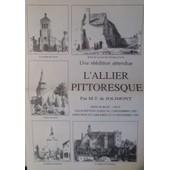 Bulletin De Souscription R��dition L'allier Pittoresque - 1989