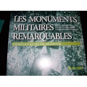Les Monuments Militaires Remarquables De La Vall�e De Munster de Pierre Brunel