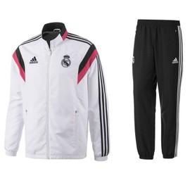 Surv�tement Adidas Pr�sentation 2014/15 - Real Madrid