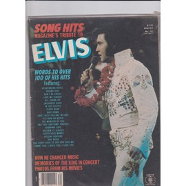 song hits a tribute to Elvis Presley